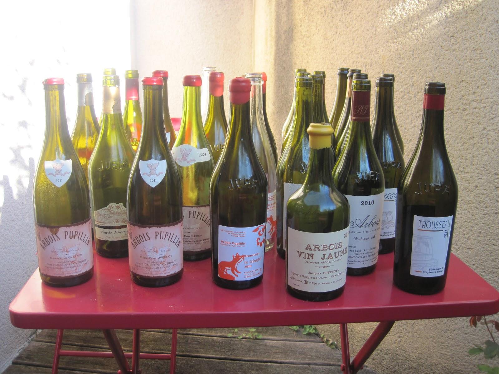 Los vinos del Jura. ¿La alternativa?